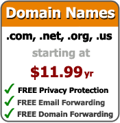 Click here to register or transfer your domain name.